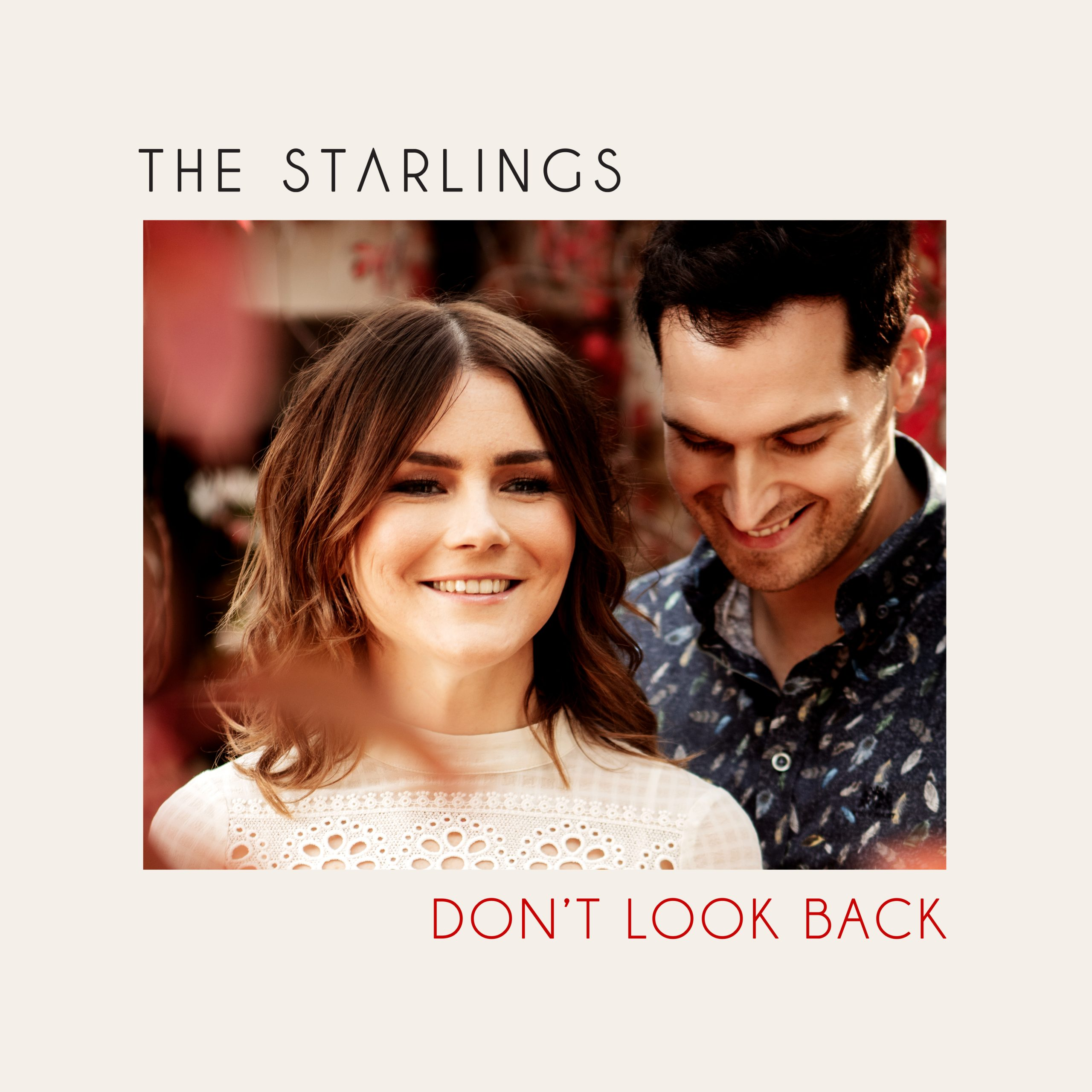 Cover-The Starlings-Dont look back